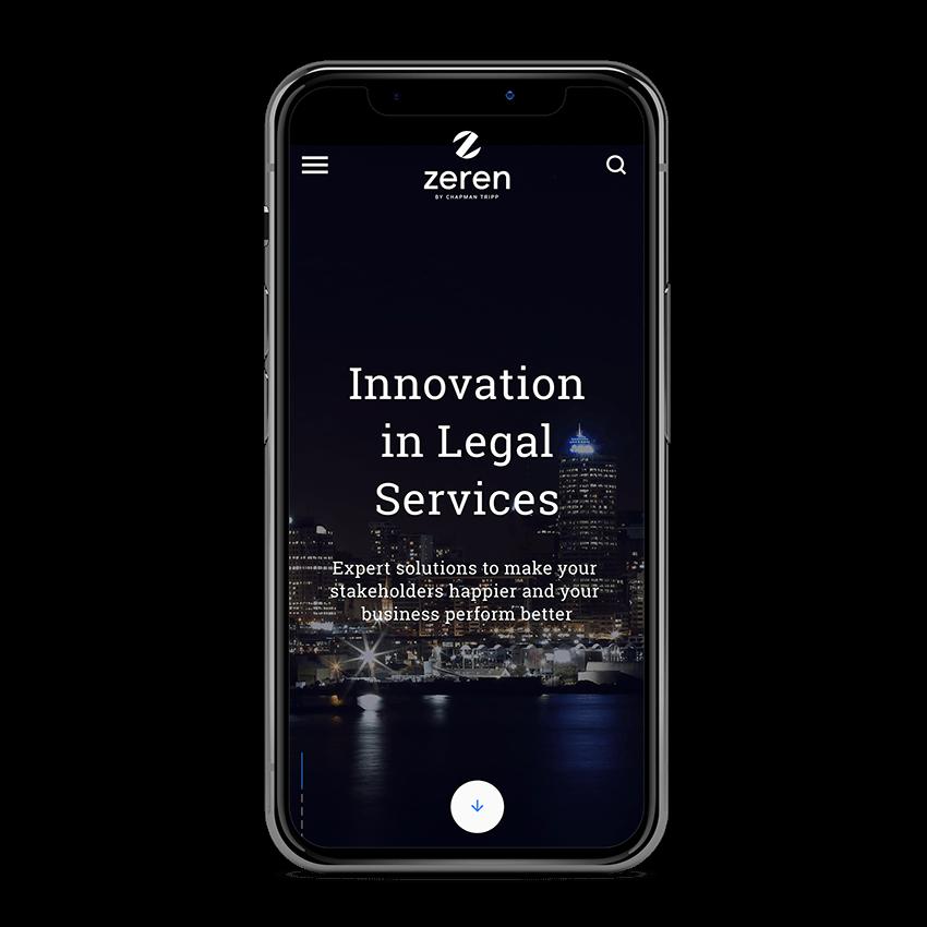 Zeren Website